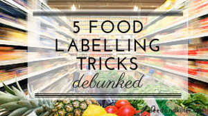 5 food labelling tricks