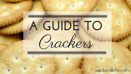 cracker guide healthy